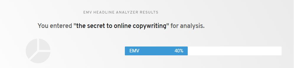 Copywriting Headline Analyzer