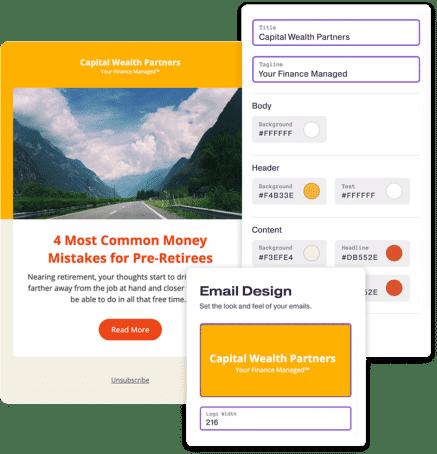 Email Marketing for Advisors
