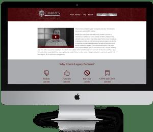 Advisor WordPress Webiste